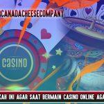Lakukan Langkah Ini Agar Saat Bermain Casino Online Agar Tidak Kalah